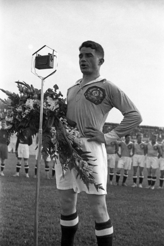 Nikolaj Starostin, sovjetski nogometaš, zasluženi majstor sporta SSSR-a, osnivač nogometne ekipe