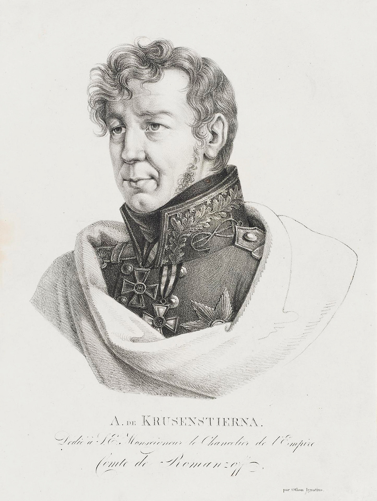 Ferdinand von Wrangel (1770-1846)