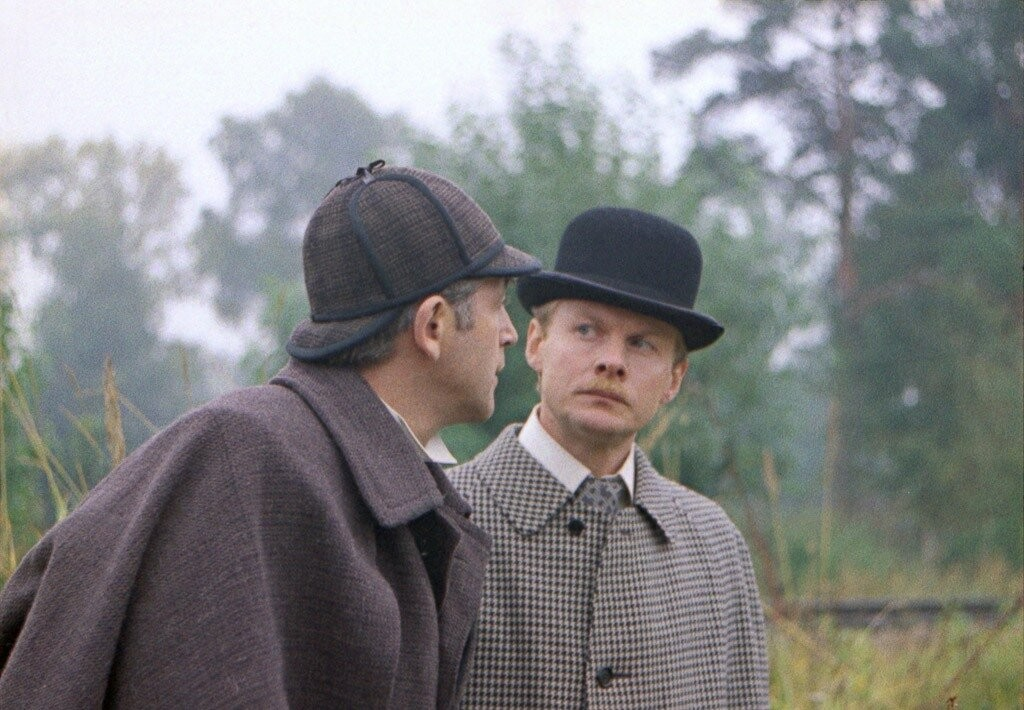 """""""Шерлок Холмс и доктор Ватсон"""""""