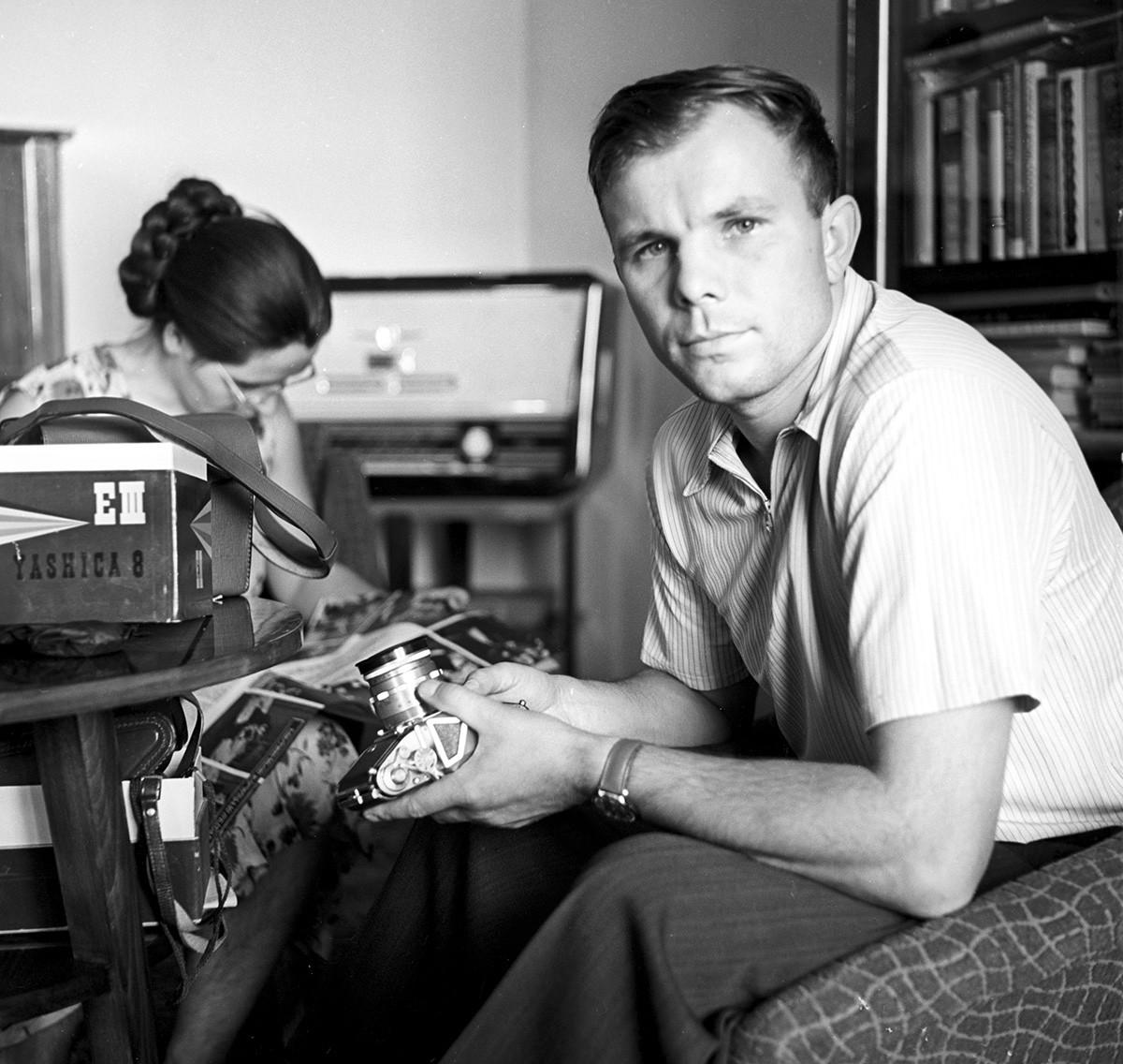 O hobby da fotografia, 1963.