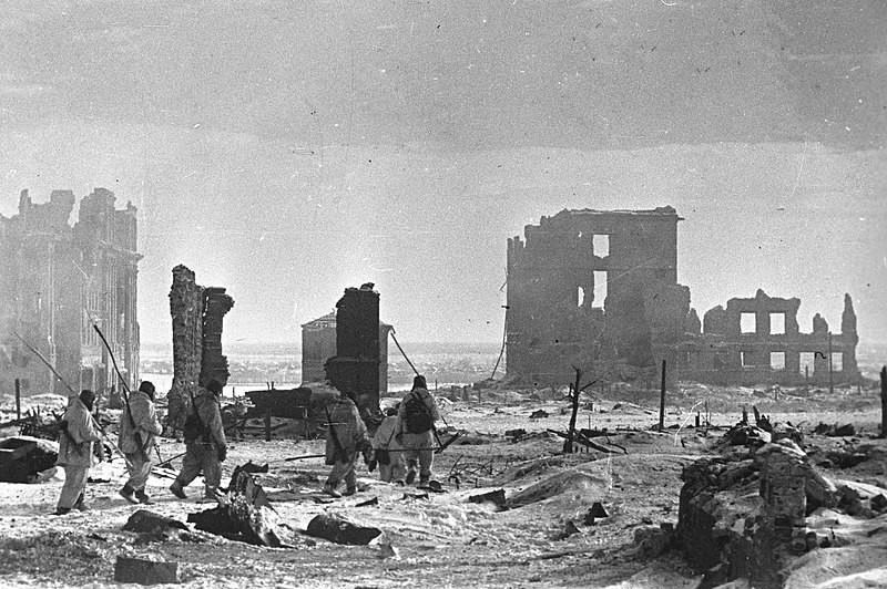 Stalingrado, tras la batalla