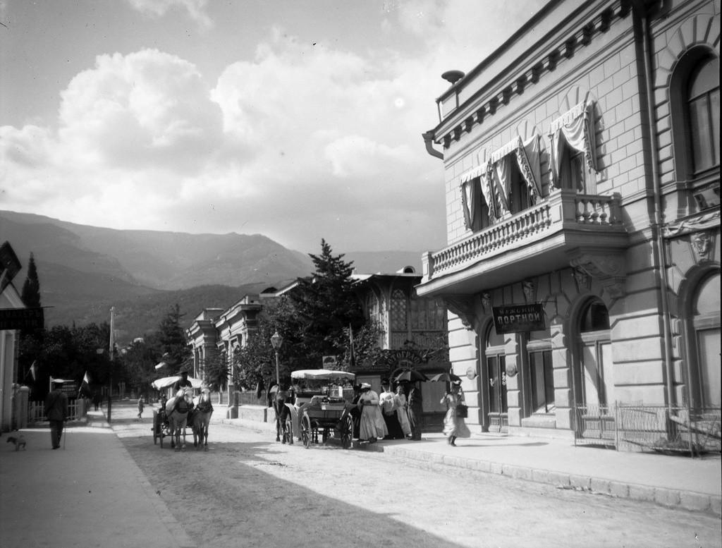 Yalta, le « Nice de Crimée », 1897