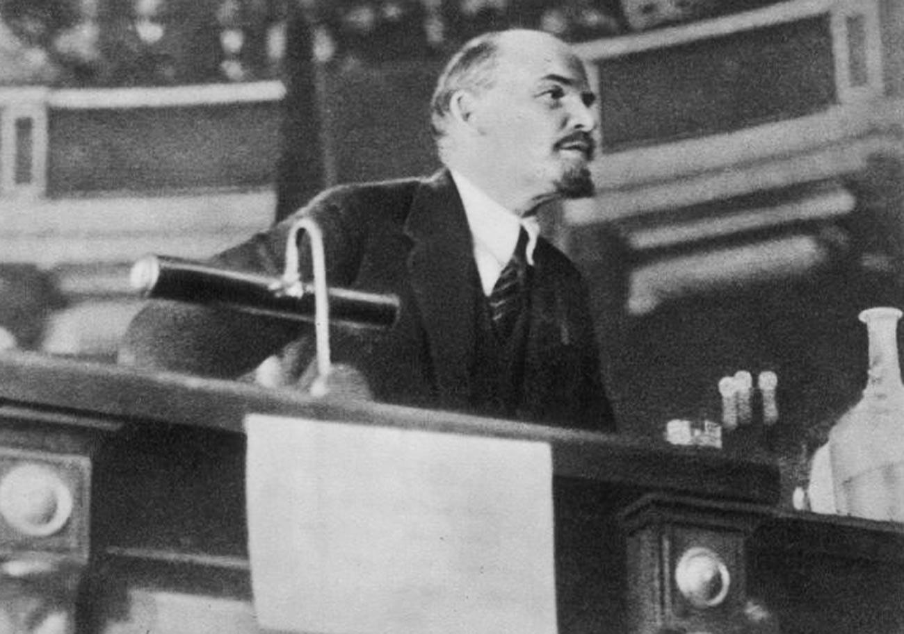 Владимир Лењин