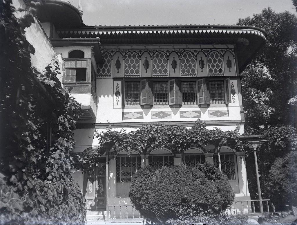 バフチサライ宮殿。1897年