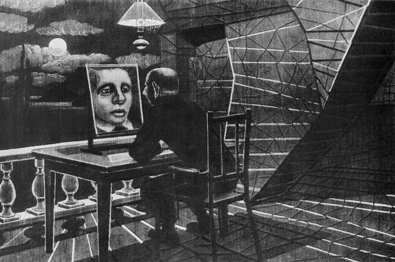 Illustration du roman Les Carnets du sous-sol