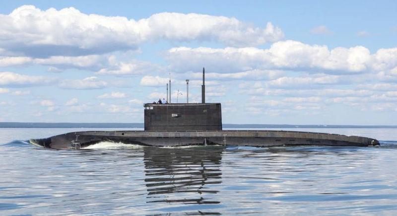 Submarino Krasnodar, también del proyecto 636.3