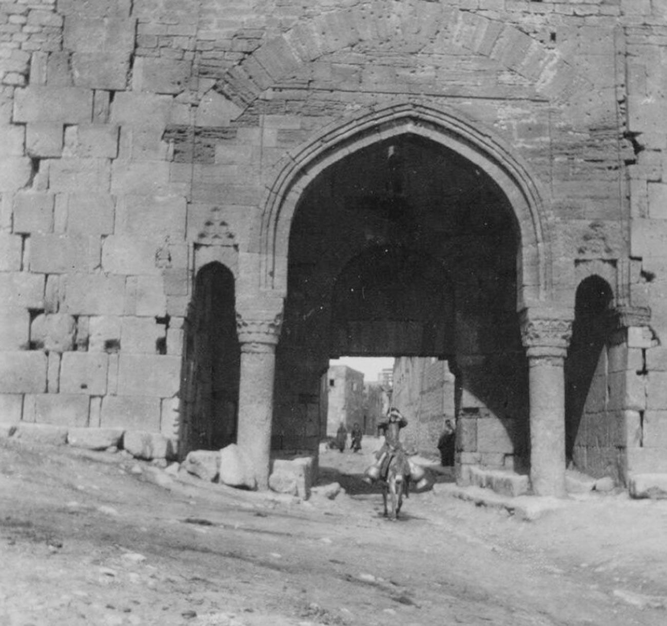 La citadelle de Naryn-Kala fait partie de la forteresse de Derbent, qui est inscrite sur la liste du patrimoine mondial de l'UNESCO.