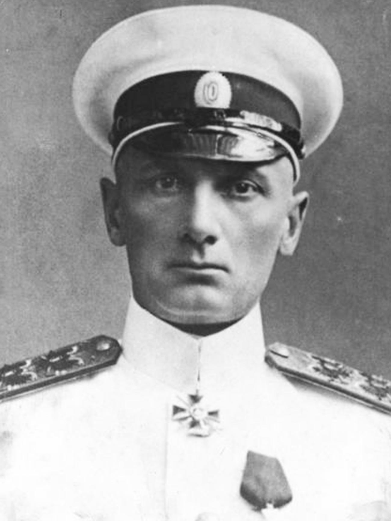 А. В. Колчак
