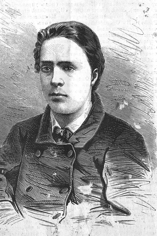 Vitold Gorski, 1869.
