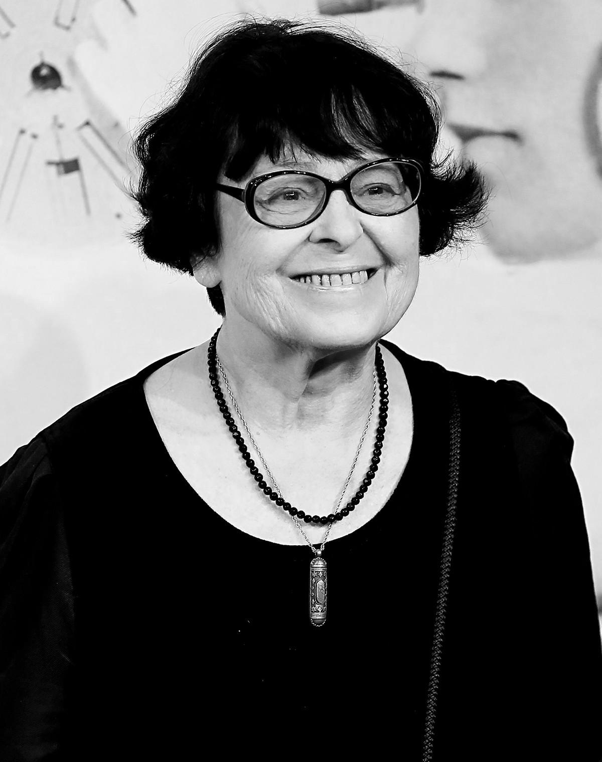 Kira Muratova je zadnja avtorica sovjetskega indie filmskega sveta.