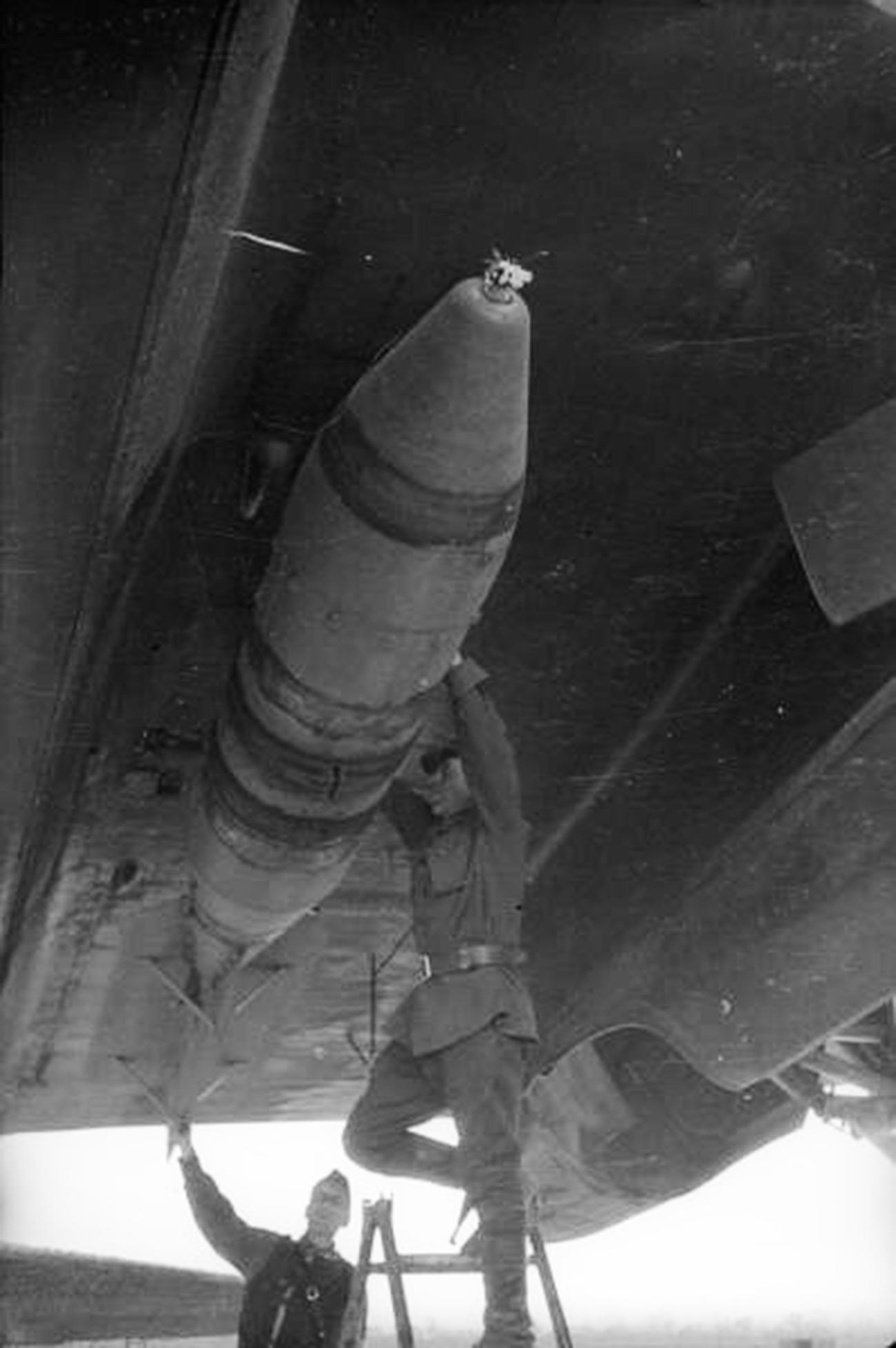 Jurišni bombniki Pe-2