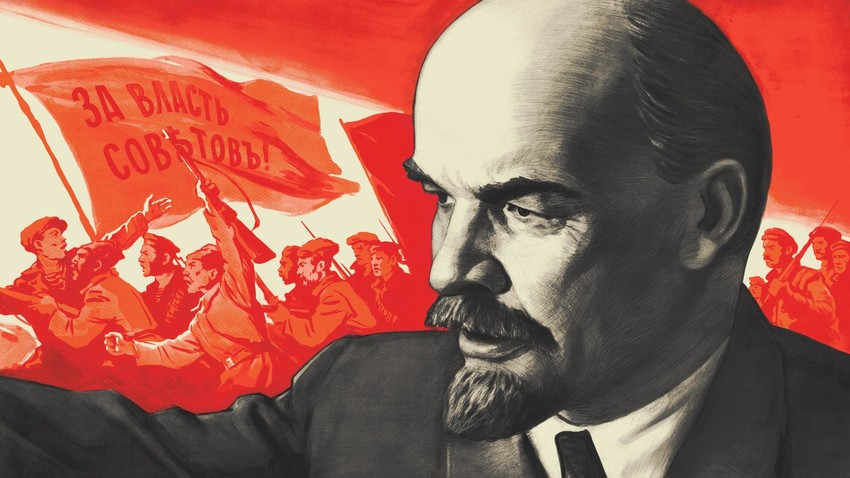 How did Lenin plan to apply Marxism to Russia? - Russia Beyond