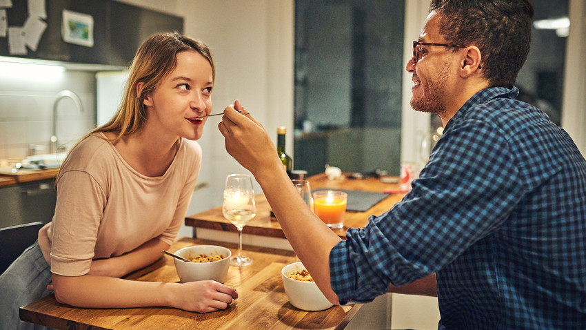 Simple dishes to delight your loved one's taste buds!