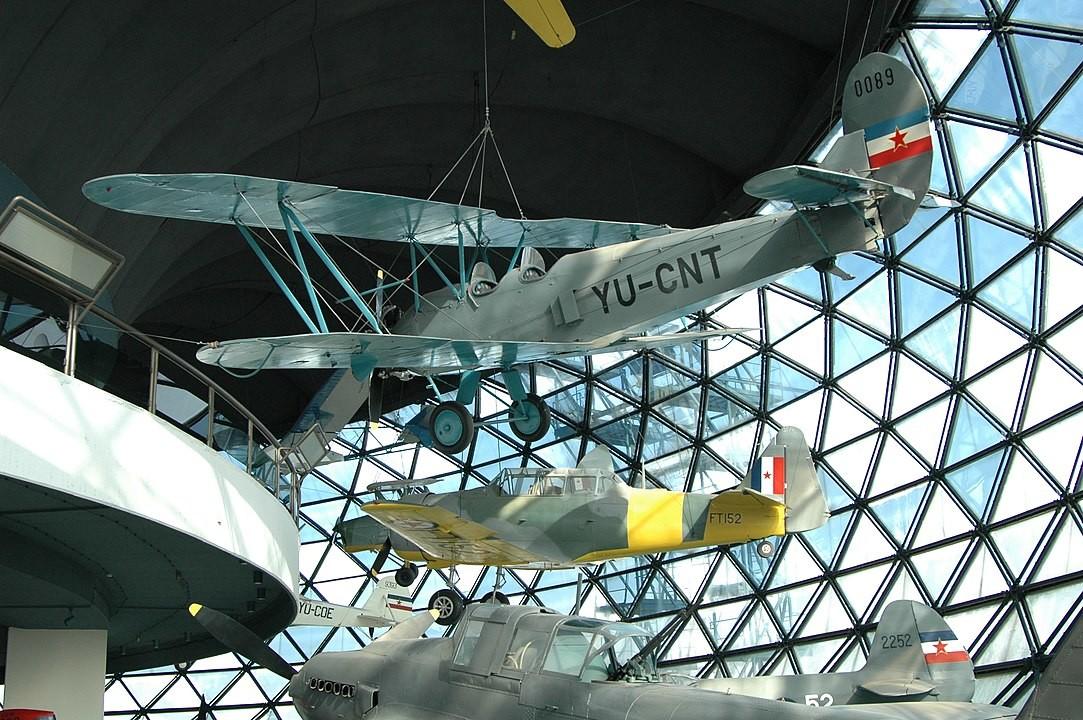 Otro avión soviético que operó en Yugoslavia fue el famoso Po-2.