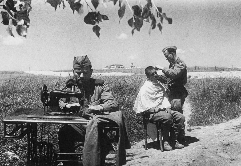 Entre les combats. Novorossiïsk, 1943