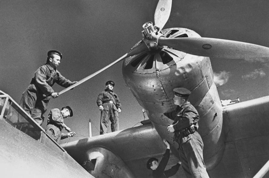 Inspection des aéronefs, 1941