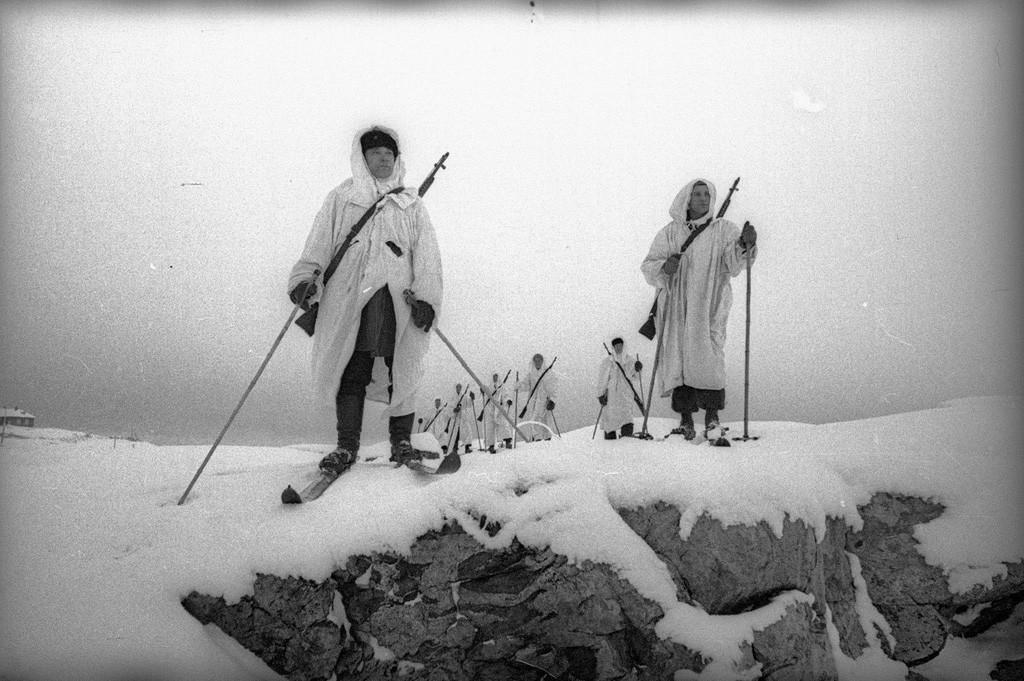 Éclaireurs du front nord, 1941