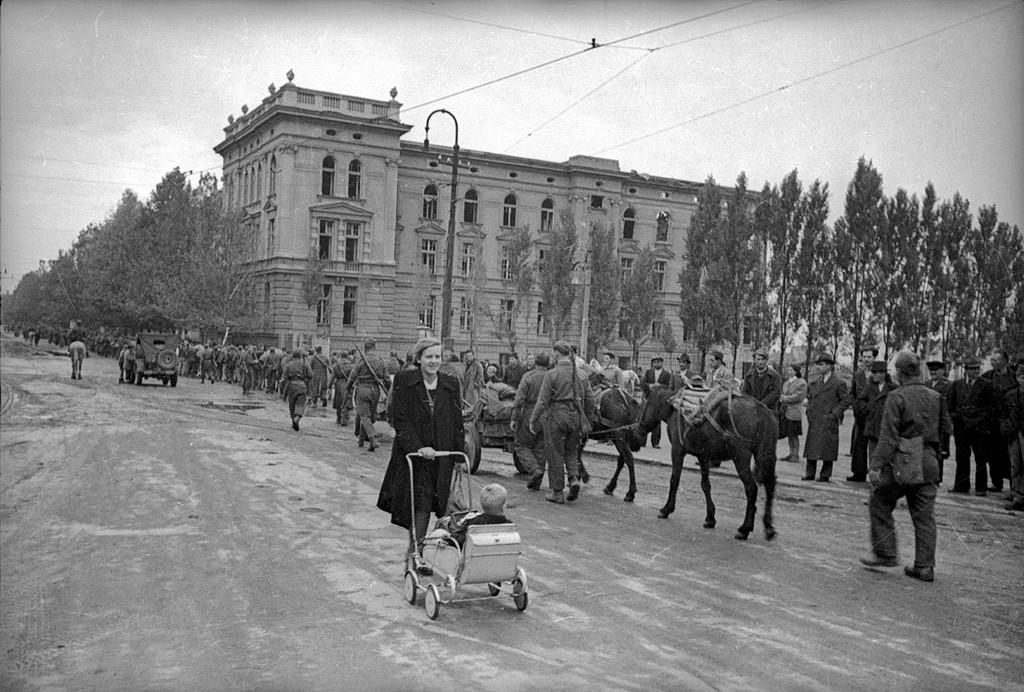 Berlin libérée, 1945