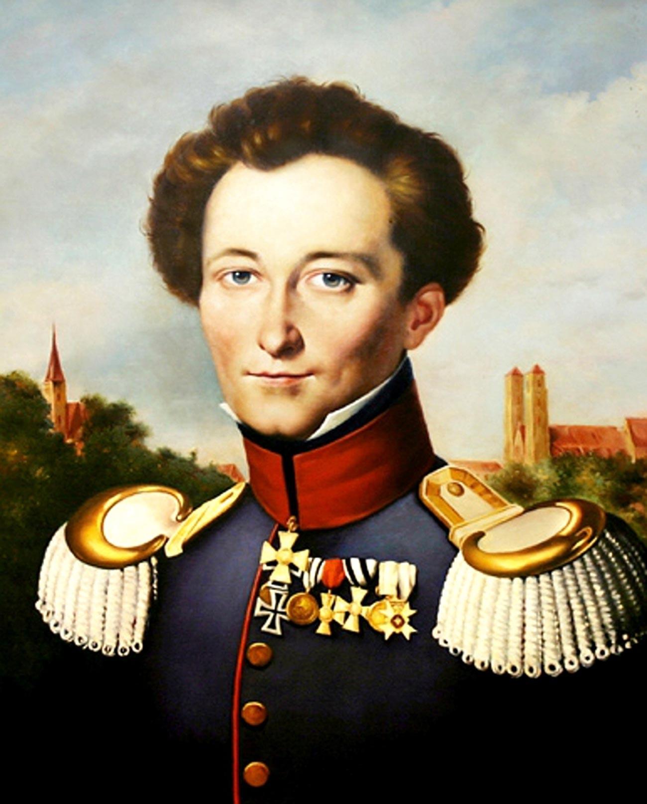 Carl von Clausewitz.