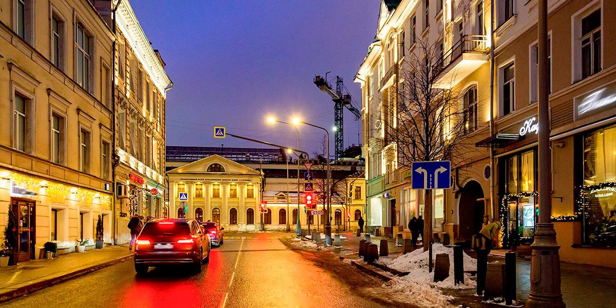 Улица Лењивка