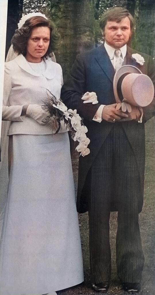 Mariage de Monique et Roland