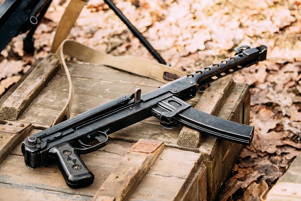 PPS-43 gun