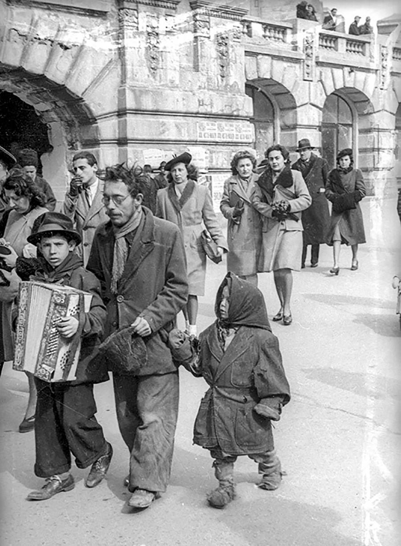 ブカレスト市民