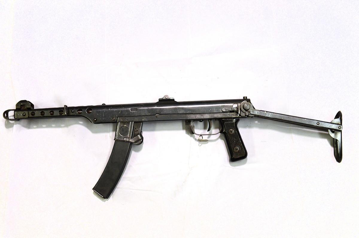 Submetralhadora Type 54 China de 7.62mm, 1950