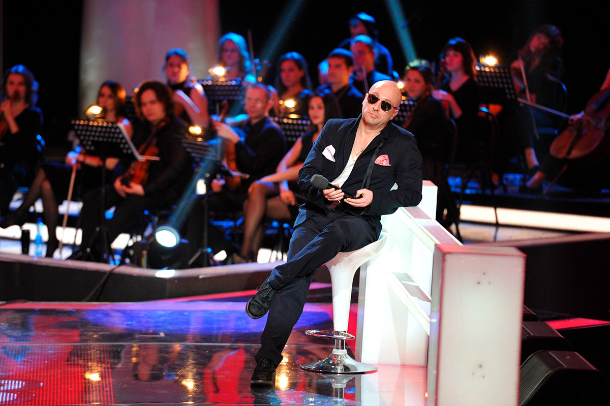 'The Voice Russia' TV