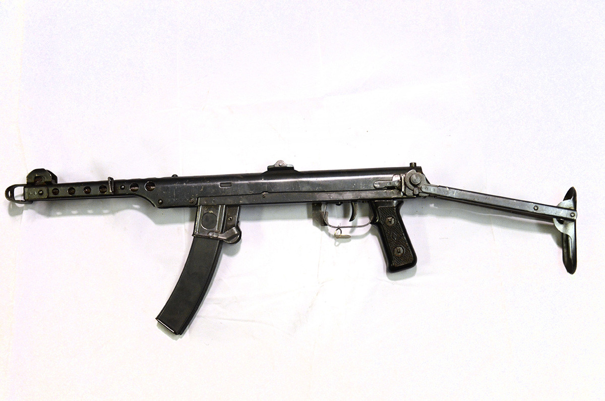 Une arme Type 54 Made in China