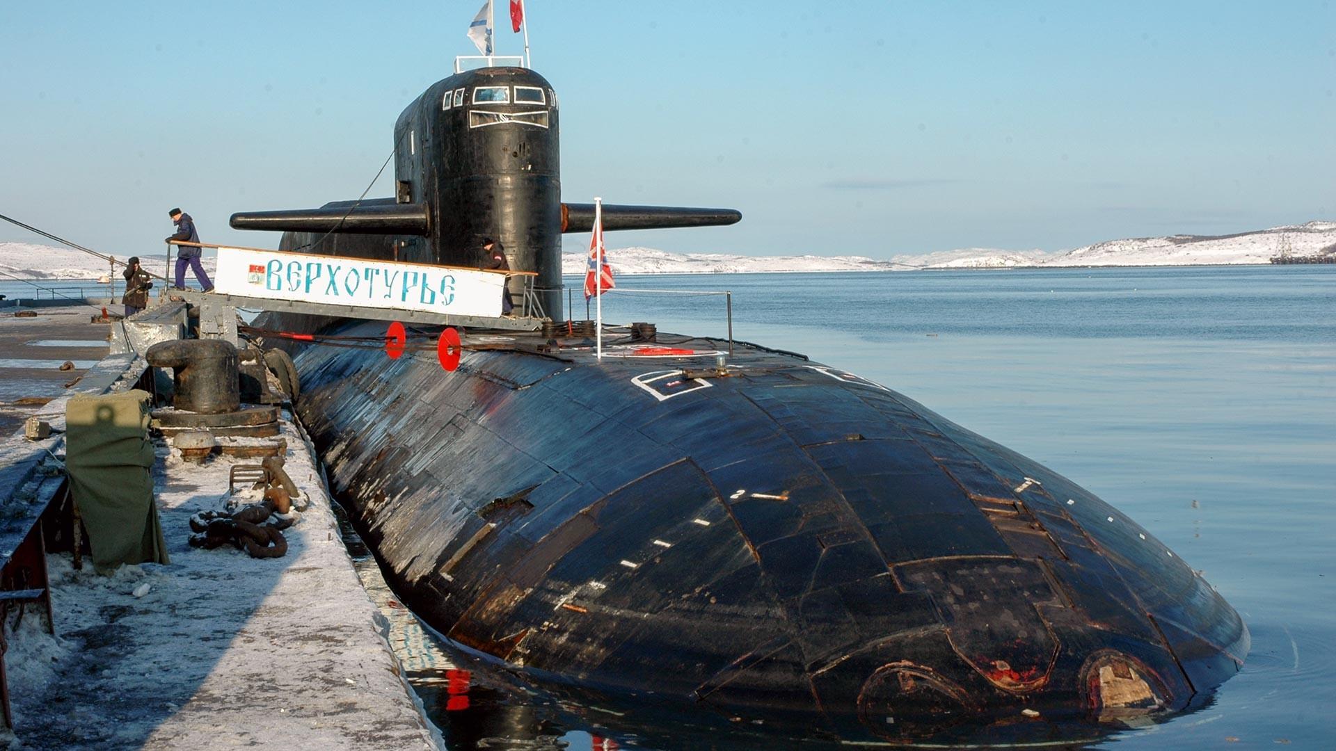 Strategischer Raketen-U-Boot-Kreuzer der Nordflotte K-51