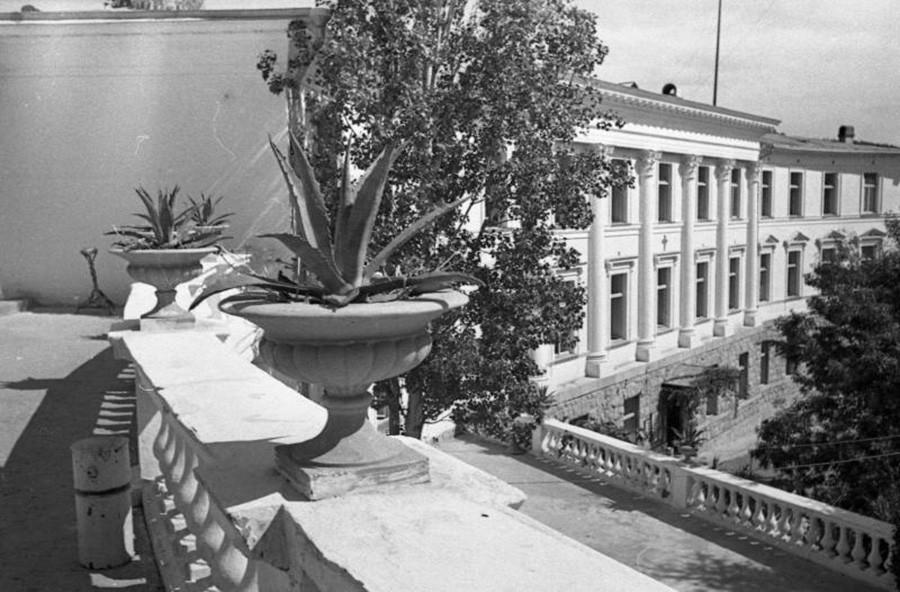 Sanatorium à Yalta, années 1930