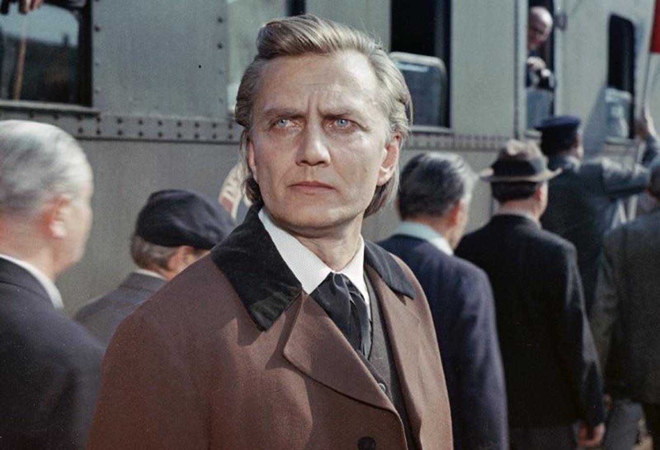 Viktors Lorencs nel film