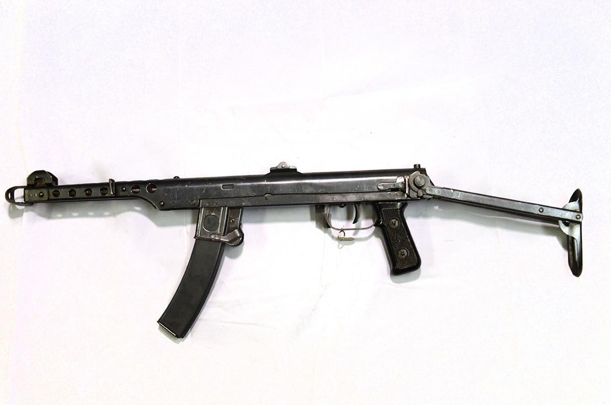 La mitragliatrice cinese
