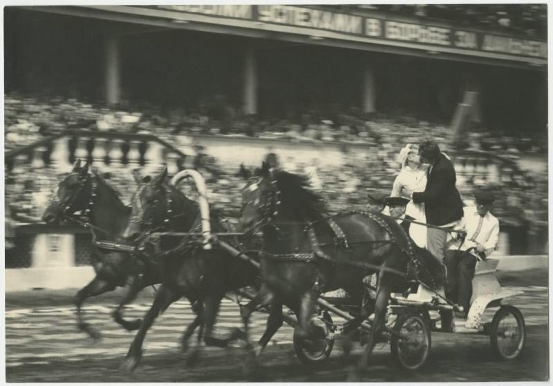 Dans un char, 1967