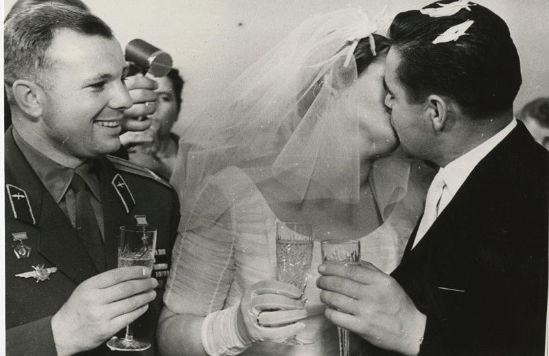 Le mariage de la première femme-cosmonaute du monde Valentina Terechkova