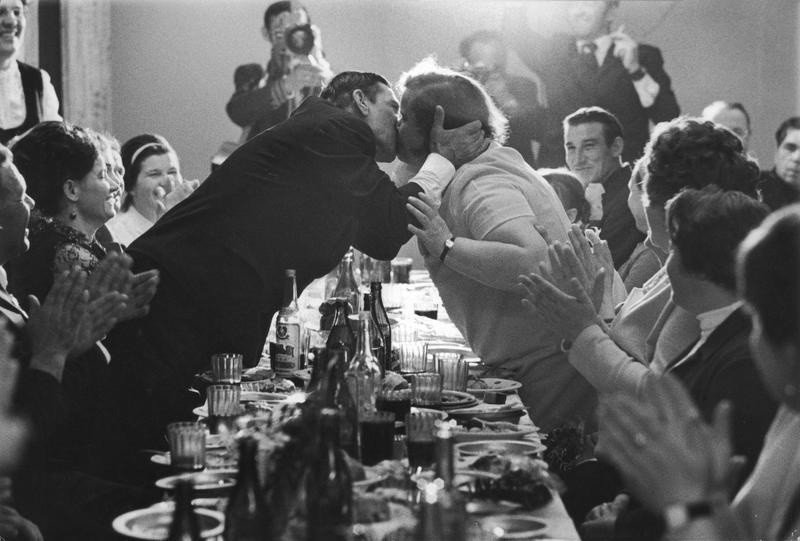 « Mariage d'or » chez les constructeurs, 1969