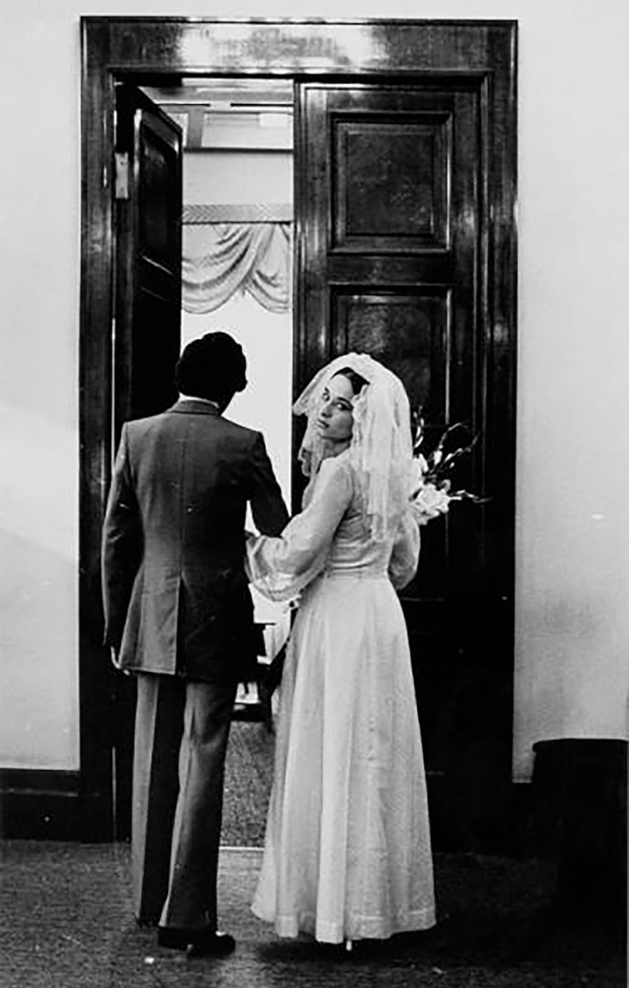 Avant le mariage, années 1970