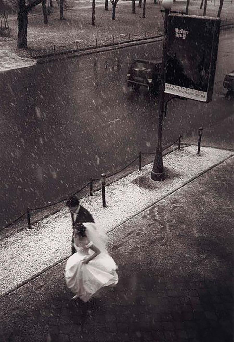 Première neige, 1990