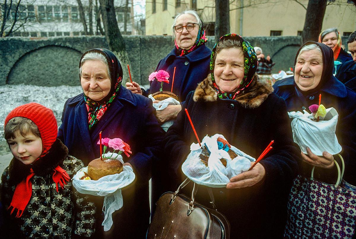 ロシア正教のイースター