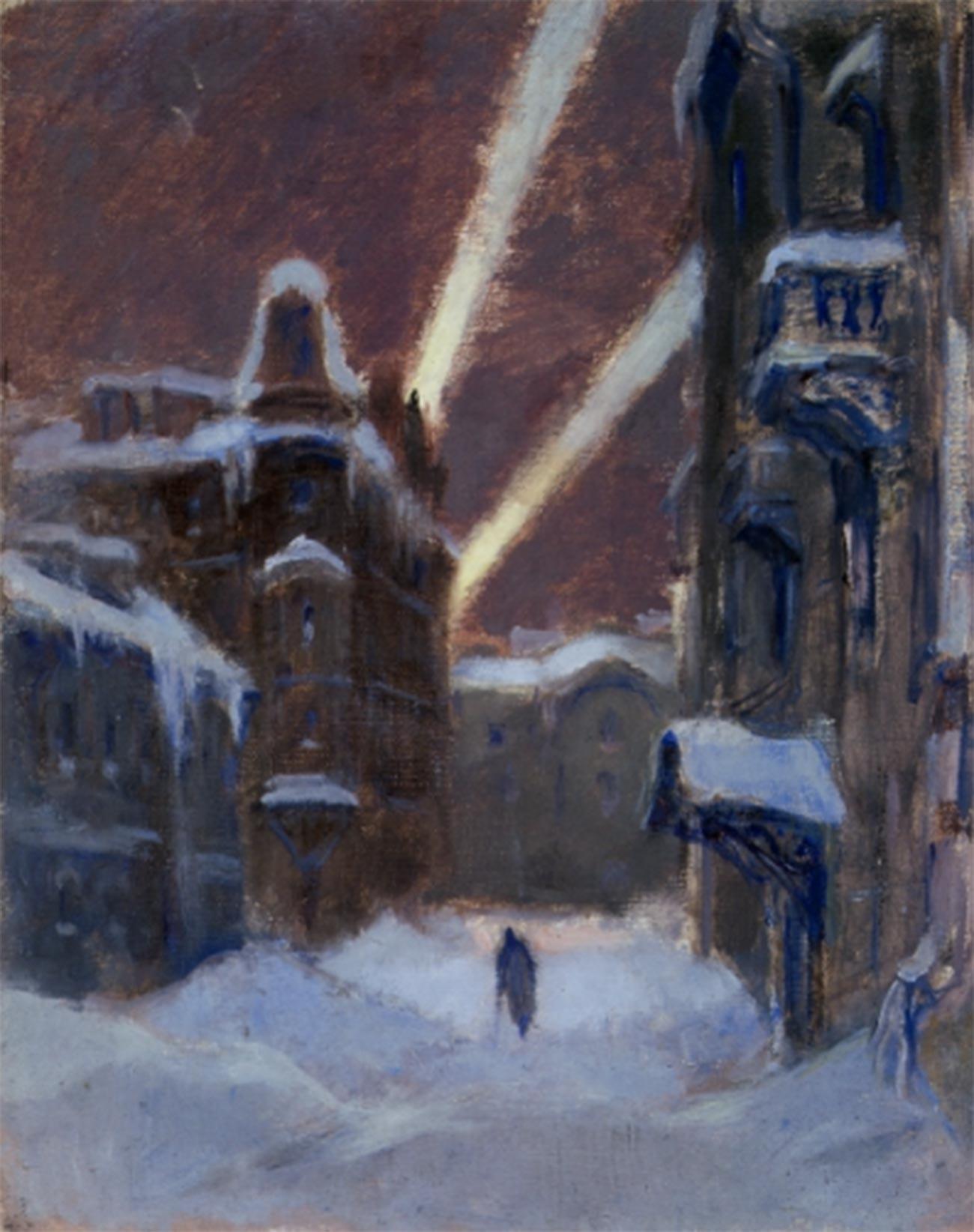 Leningrad assiégée, 1942