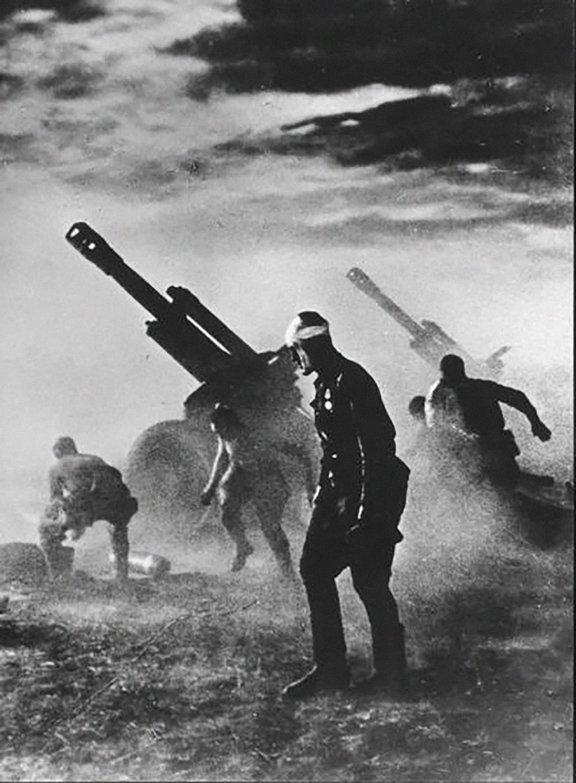 « Nous tiendrons jusqu'à la mort ! », 1944