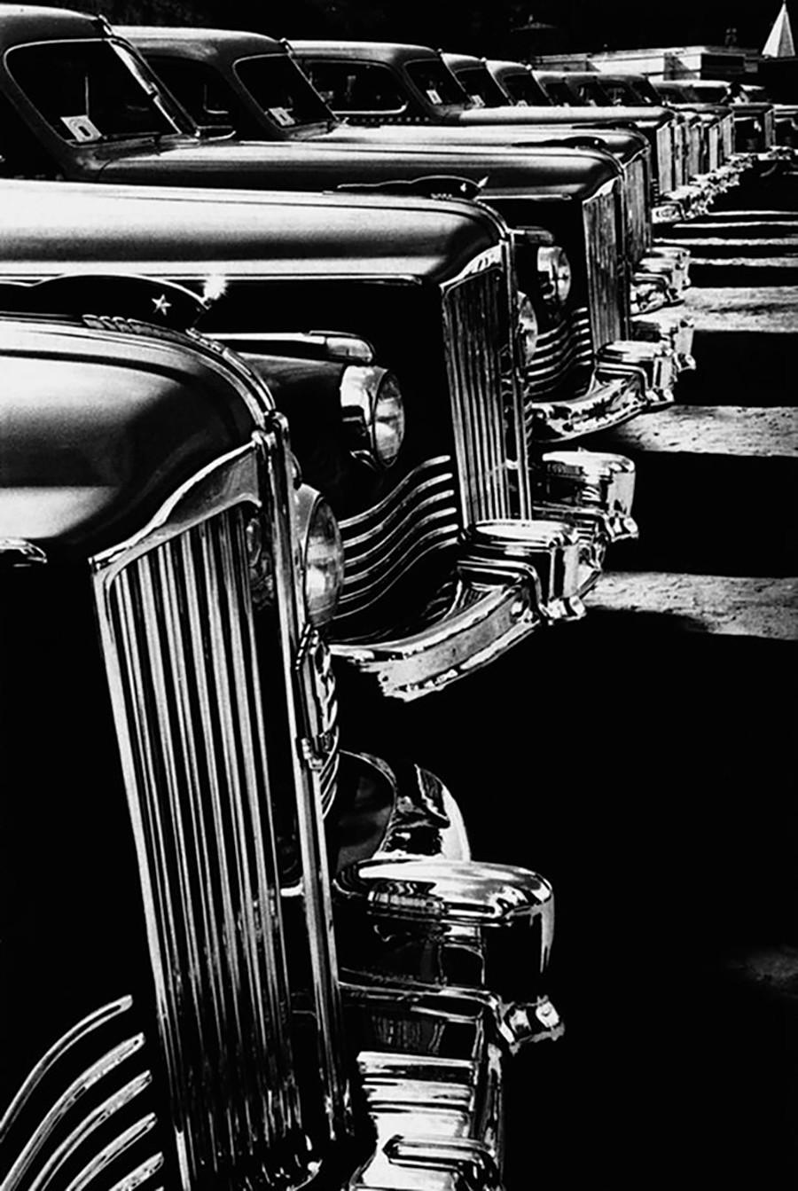 Limousines soviétiques ZIS-110