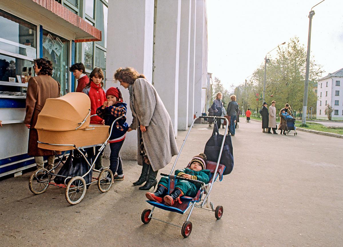 Une journée dans la vie d'un citoyen de la région d'Arkhangelsk