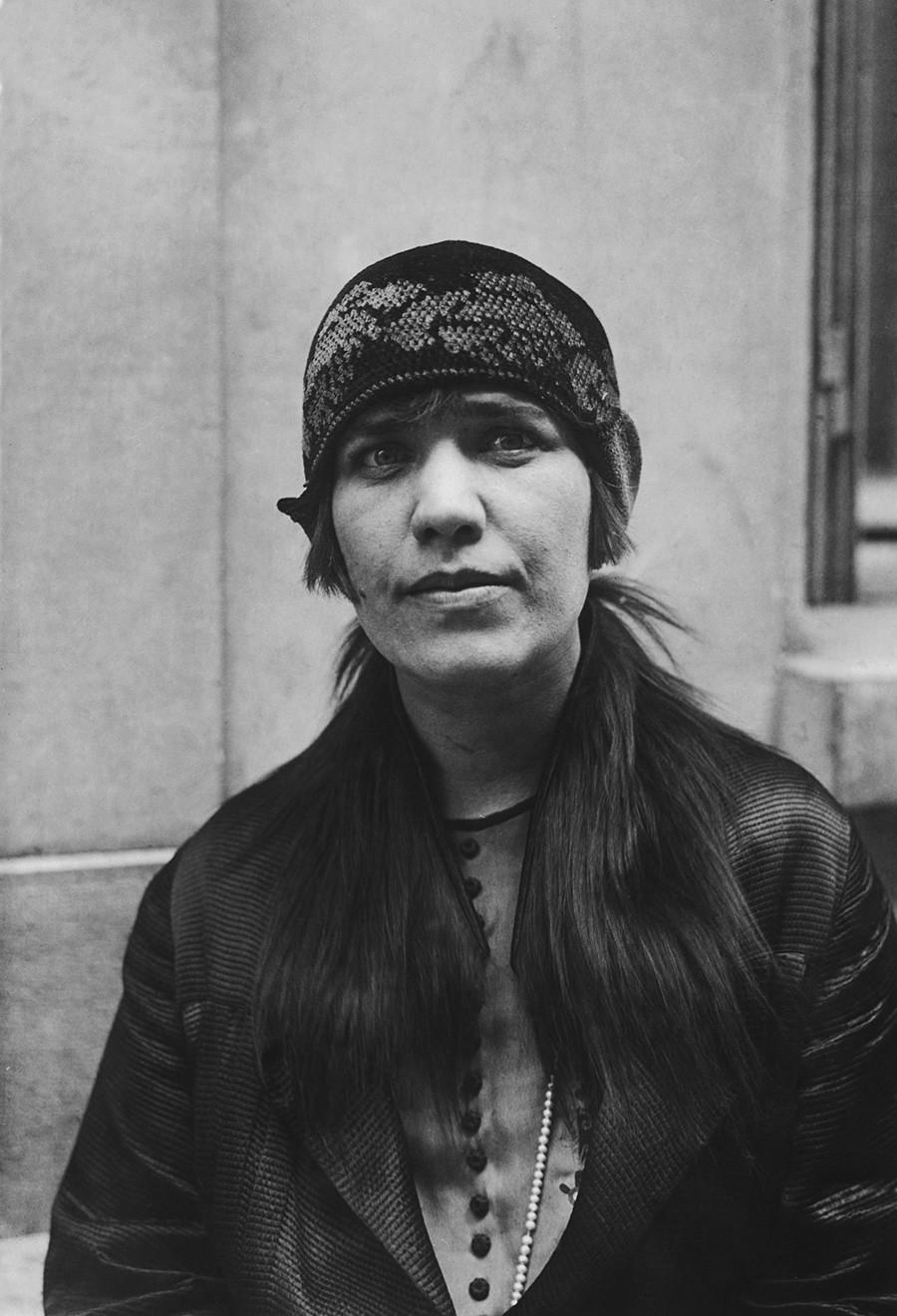 Matriona/Maria (son nom était anglicisé en Maria Rasputin)