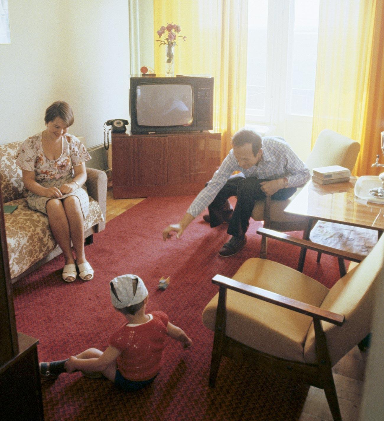 Appartamento sovietico