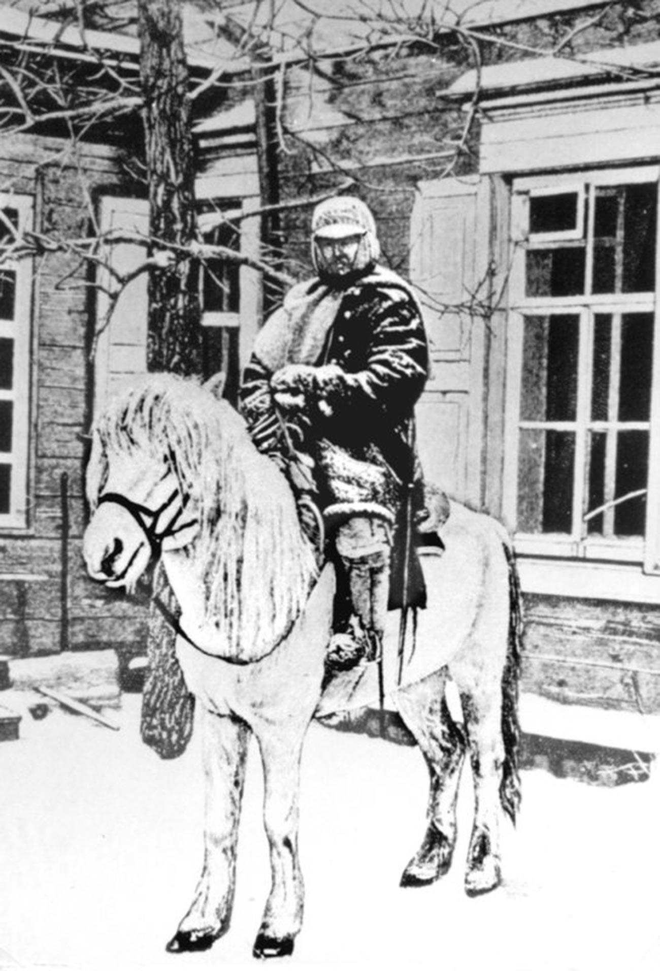 Dmitrij Pješkov
