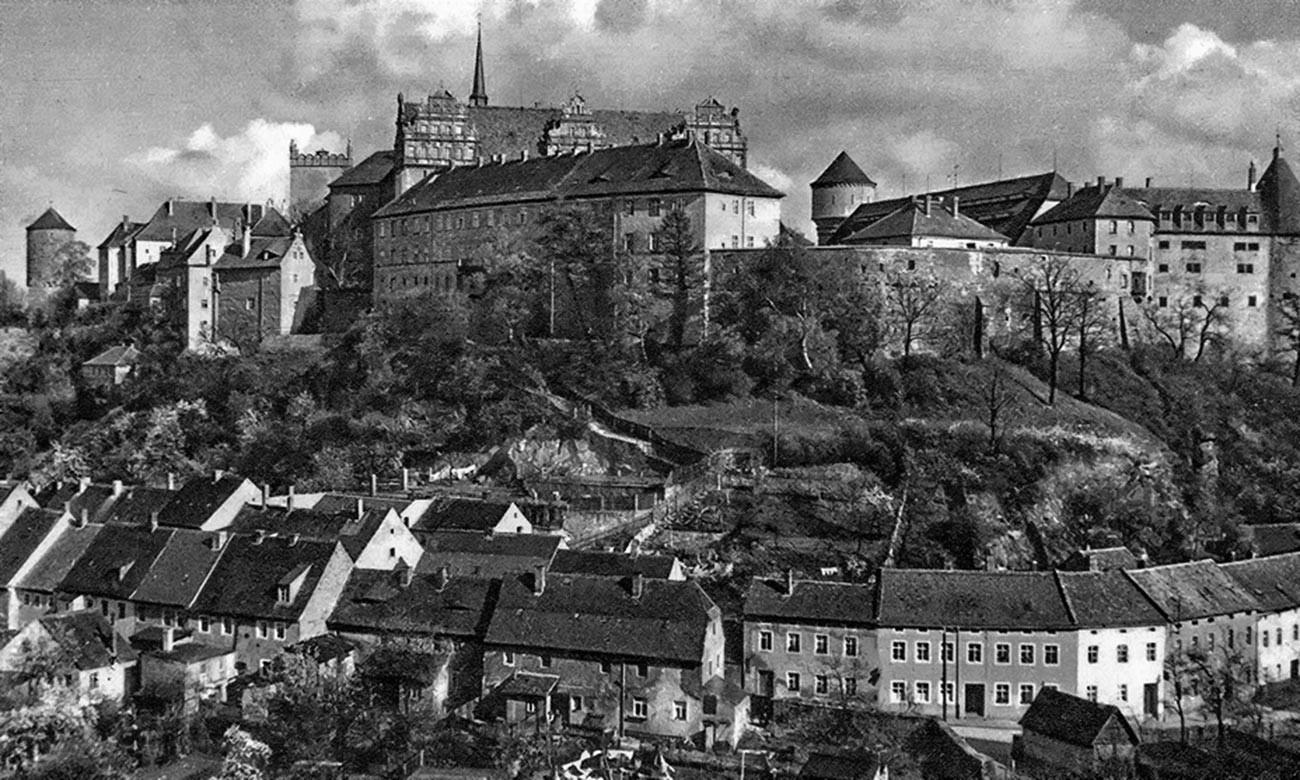 Замъкът в Бауцен