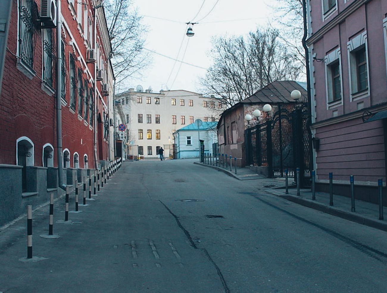 Николојамска слепа улица