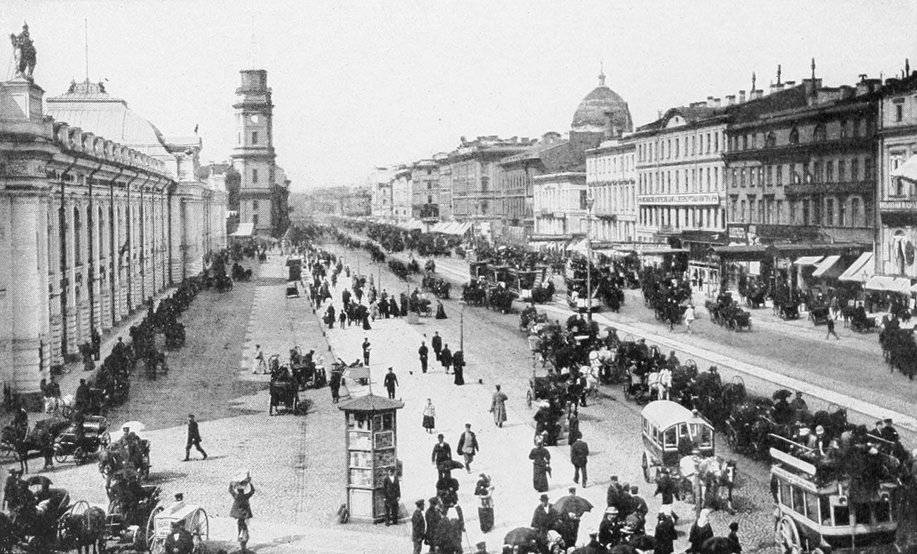 Sankt-Petersburg.